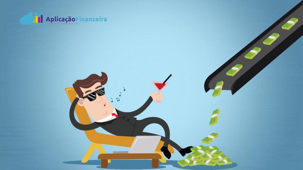 8 formas de criar renda passiva mensal com pouco dinheiro